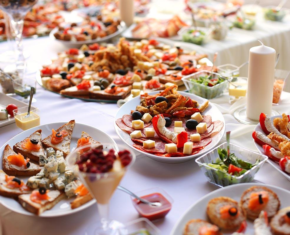 Bromma Deli Catering - Studentmeny