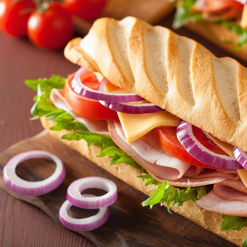 Bromma Deli - Smörgåsar